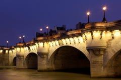 Pont Neuf, Paris Royalty Free Stock Images