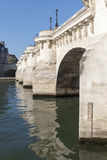 Pont Neuf, Paris. Royalty Free Stock Photography