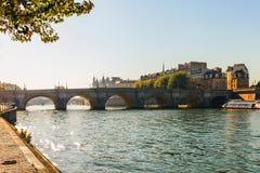 Pont Neuf, Paris. Stock Photos