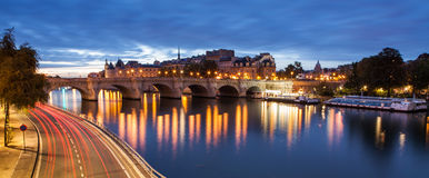 Pont Neuf, Paris, France Royalty Free Stock Photography