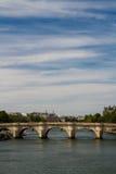 Pont Neuf, Paris in France. Stock Photo