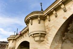 Pont Neuf - Paris, France Stock Images