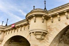 Pont Neuf - Paris, France Stock Photo