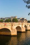 Pont Neuf, Paris, France Stock Photos