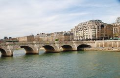 Pont Neuf, Paris Royalty Free Stock Images