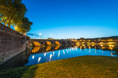 Pont Neuf in Toulouse, France. Stock Photo