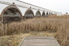 pont Neuf-troué en Hongrie images libres de droits