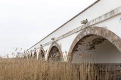 pont Neuf-troué en Hongrie photo stock