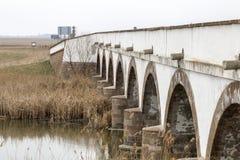 pont Neuf-troué en Hongrie photos stock