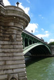 Pont Notre Dame bridge Royalty Free Stock Photography
