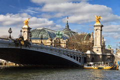 Pont Palace III Royalty Free Stock Photography