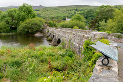 Pont Pen-Llyn Bridge images libres de droits