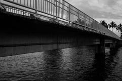 Pont piétonnier Photographie stock libre de droits