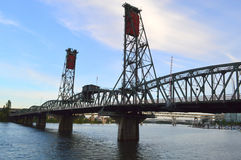 Pont Portland de Hawthorne Image stock