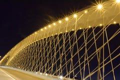 Pont, Prague Photographie stock