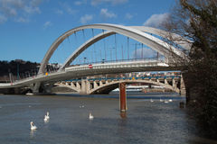 Pont Raymond Barre Stock Photography