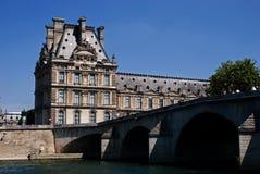 Pont Royal Paris.  Stock Image