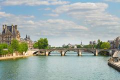 Pont Royal, Paris Stock Photos
