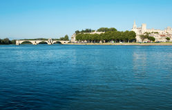Pont Saint-Benezet Stock Image