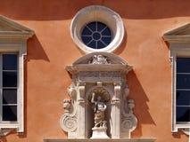 Pont Saint Esprit, Gard, France. Pont St. Esprit - The chapel of des Penitents; Gard, France Stock Images