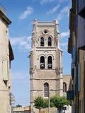 Pont Saint  Esprit, Gard, France. Pont  Saint  Esprit (Pont St Esprit ), Gard, France Royalty Free Stock Images