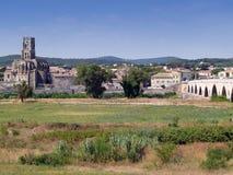 Pont Saint  Esprit, Gard, France Stock Photos