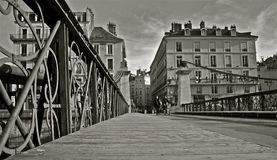 Pont Saint Laurent Royalty Free Stock Image