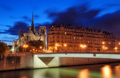 Pont Saint-Louis. Stock Photo
