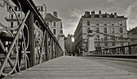 Pont Sanktt Laurent royaltyfri bild