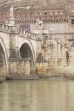 Pont Sant' Angelo Stock Image