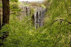 Pont Sarn Viaduct Wales Royalty Free Stock Image