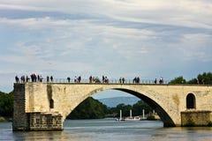 Pont St-Bénézet Stock Image