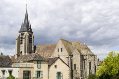 Pont-sur-Yonne Photo stock