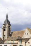 Pont-sur-Yonne Fotografía de archivo libre de regalías