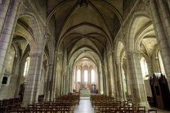 Pont-sur-Yonne Fotografia Stock
