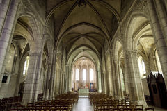 Pont-sur-Yonne Foto de Stock