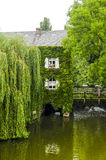 Pont-Tranchefetu (France) Royalty Free Stock Photography