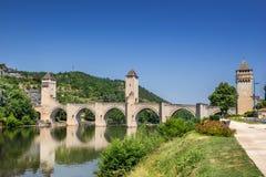 Pont Valentre Obrazy Royalty Free