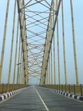 Pont vide Photos libres de droits