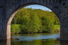 Pont Vieux Royaltyfri Foto