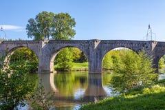 Pont Vieux, Frankrike Royaltyfri Fotografi