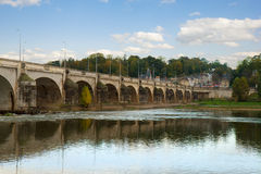 Pont Wilson, Tours, France Stock Photography