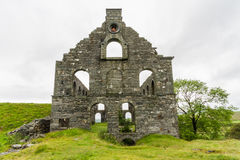 Pont y Pandy disused slate mill, north wales, UK. Stock Images