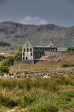 Pont Y Pandy Slate mill Royalty Free Stock Photo