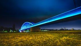 Pont Zagreb Croatia de Hedrix images libres de droits