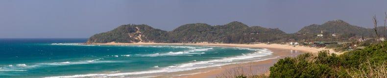 Ponta делает Ouro панорамное Стоковое Фото