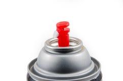 Ponta da lata de pulverizador Imagem de Stock Royalty Free