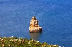 Ponta da Piedade Lagos, Algarve, Portugal. Stock Photo