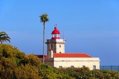 Ponta da Piedade Lighthouse, Lagos, Portugal Stock Image