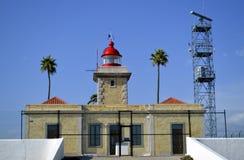Ponta Da Piedade Lighthouse Royalty Free Stock Images